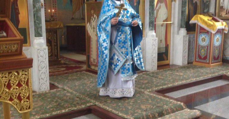 Неделя 2-я по Пятидесятнице. Празднование всех святых в земле Русской просиявших. Калужской иконы Пресвятой Богородицы.