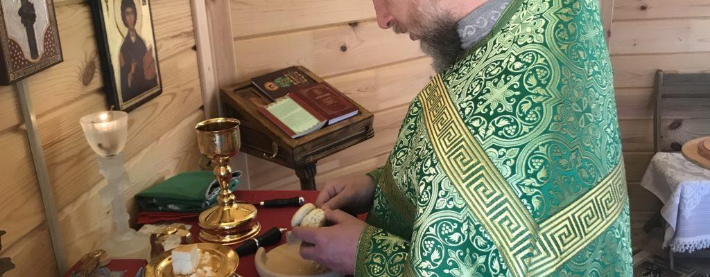 Богослужения в ДЕНЬ ПАМЯТИ СВЯТОГО ИОАННА РУССКОГО
